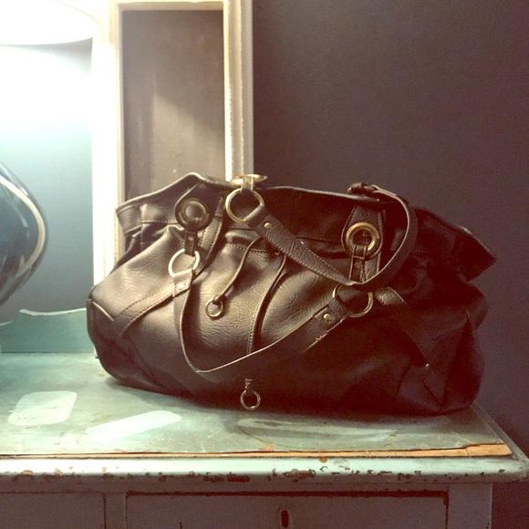 emilie m. Handbags - Emilie m. Gray blue bag